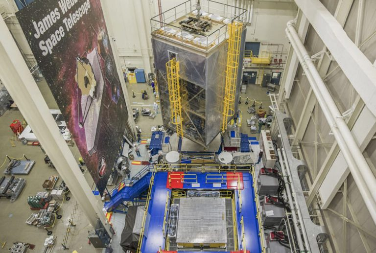Data acquisition-NASA-JWST-space-telescope